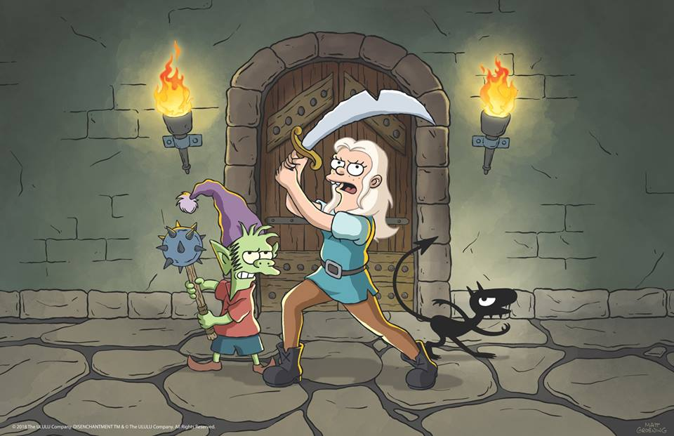 Matt Groening sta per tornare: Disenchantment in uscita ad agosto su Netflix 2