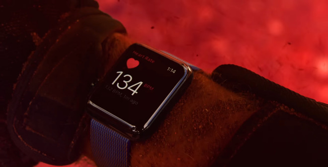 Apple Watch battiti cardiaci