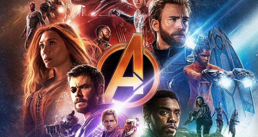 Avengers Infinity War dal 29 Agosto in formato digitale e in Blu-Ray 4K HDR 1