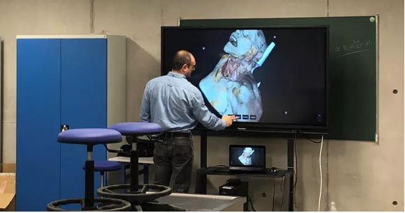 Cadaveri virtuali per aiutare il training di medici e la ricerca 1