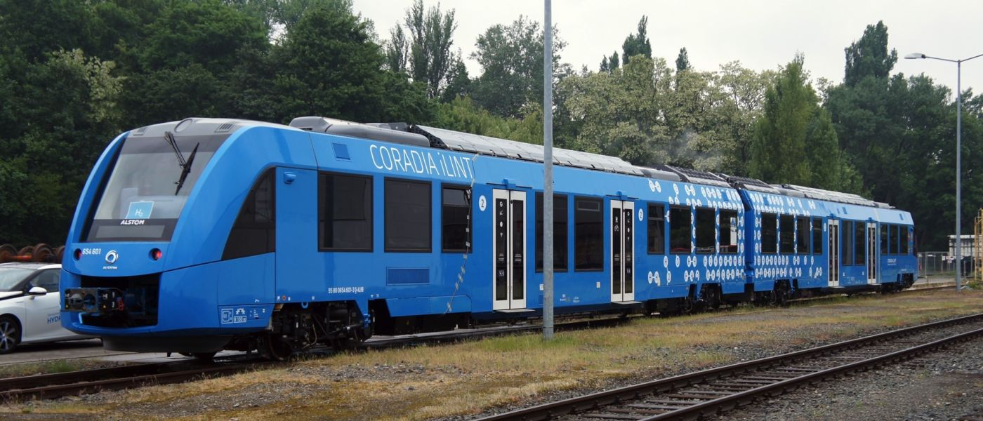 Coradia iLint treno idrogeno