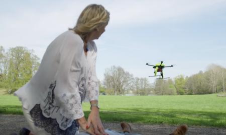 Droni 5G