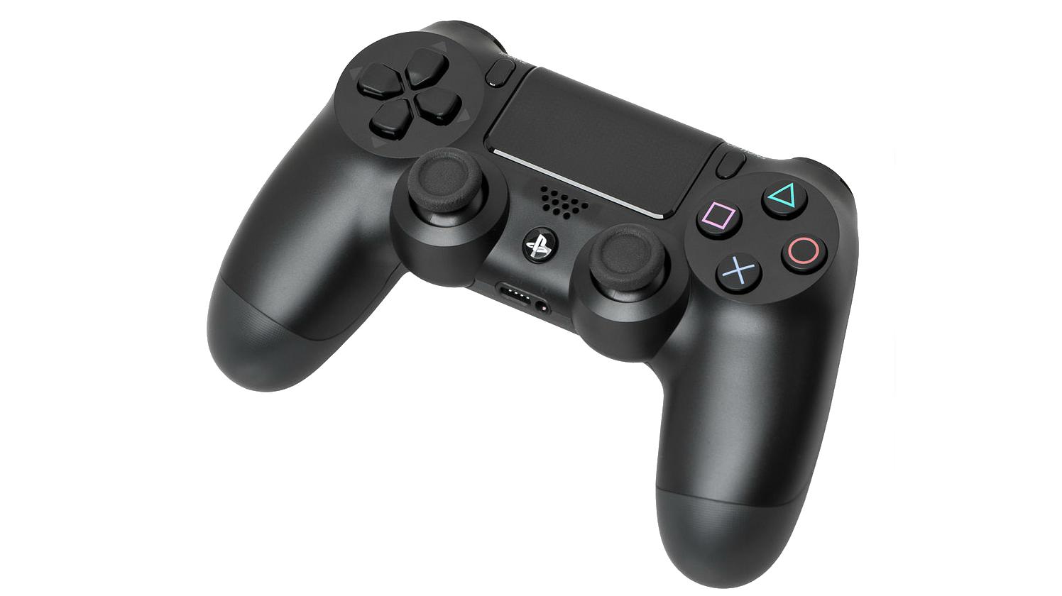 Il Dualshock 4 Nero è il più venduto di sempre negli USA
