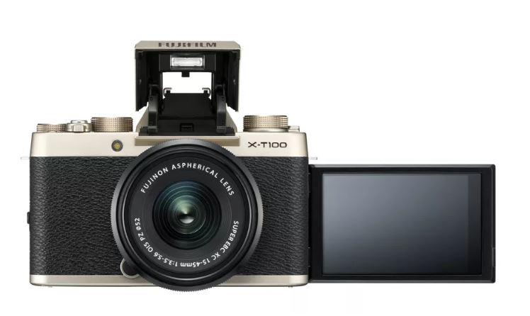 Fujifilm X-T100 ufficiale: una fotocamera mirrorless da 599$ che vuole fare la voce grossa 1