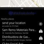 Live Loction arriva finalmente su WhatsApp per Windows Phone 4