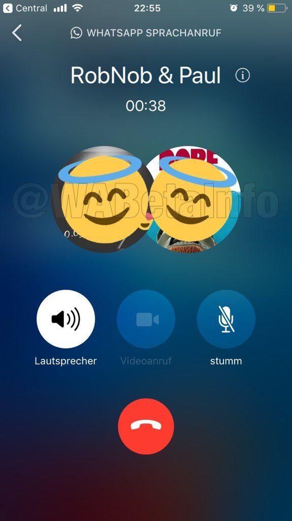 Le chiamate di gruppo sono in roll out su WhatsApp per iOS, novità anche su Android 1