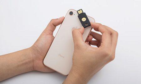 YubiKey NFC iPhone