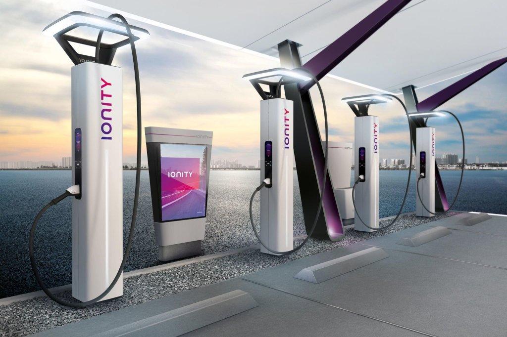 Il consorzio IONITY accelera e in Cina alla ricarica viene preferita la sostituzione della batteria 1