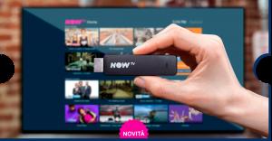 NowTV cambia volto con una nuova app, nuova piattaforma e nuova chiavetta HDMI 1