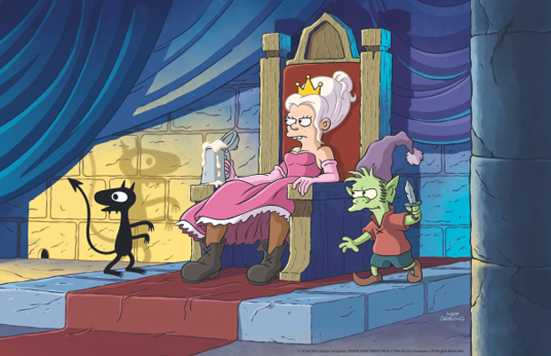 Matt Groening sta per tornare: Disenchantment in uscita ad agosto su Netflix 3