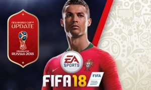 Fifa 18, World Cup 2018