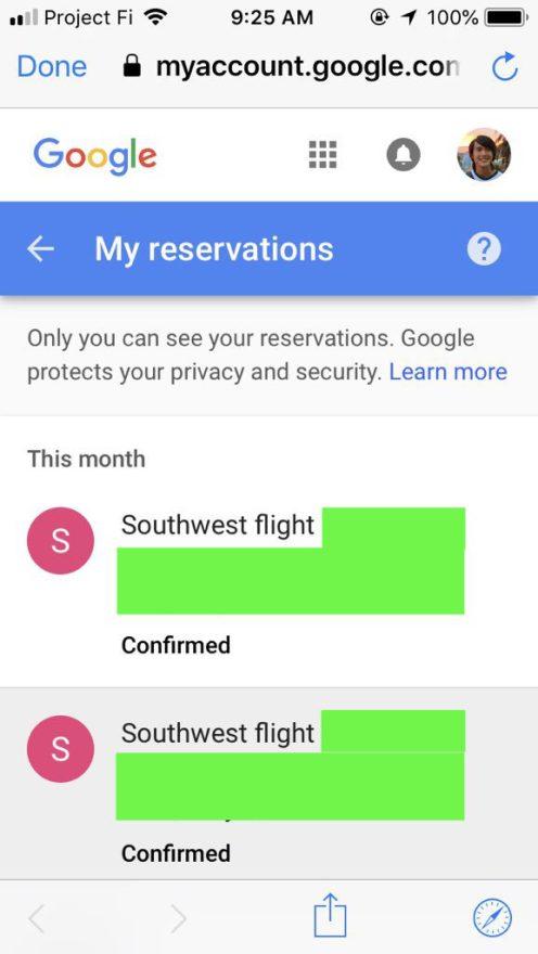 """Google Assistant per iOS si aggiorna integrando la sezione """"Prenotazioni"""" 1"""