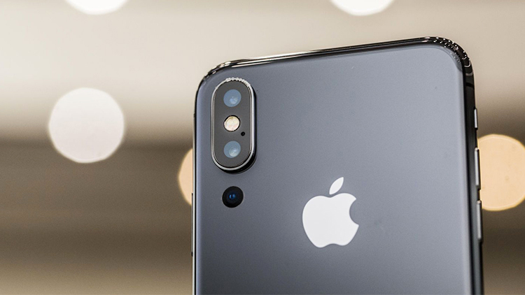 iPhone 2018 tripla fotocamera render