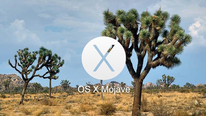 Novità di iOS 12 e i papabili nomi di macOS 10.14 1