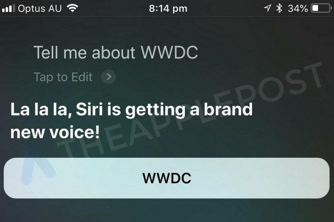 WWDC 2018: Apple potrebbe annunciare una nuova voce per Siri e un HomePod economico 1
