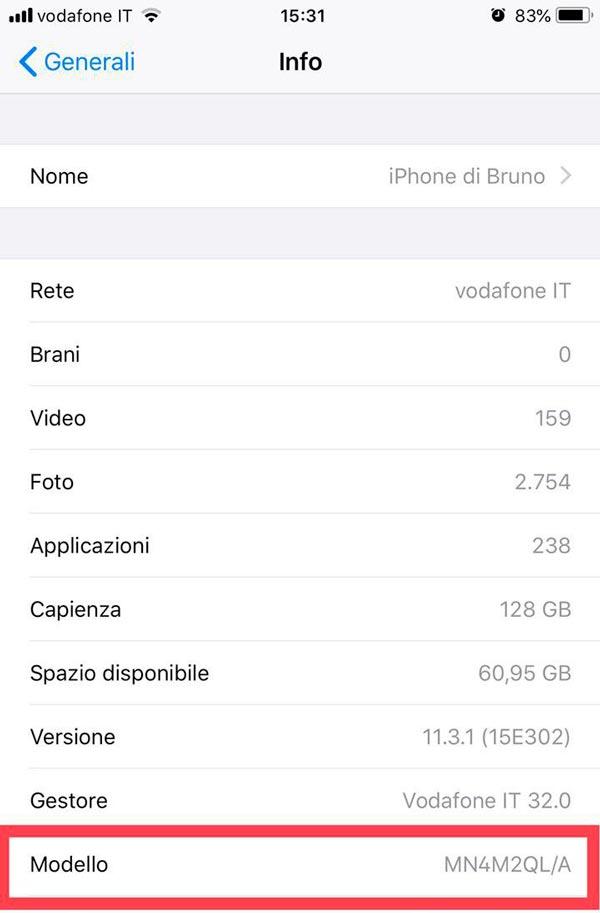 Il vostro iPhone è ricondizionato? Ecco la guida per scoprirlo 1