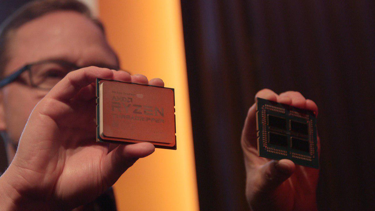 AMD Threadripper 32 core