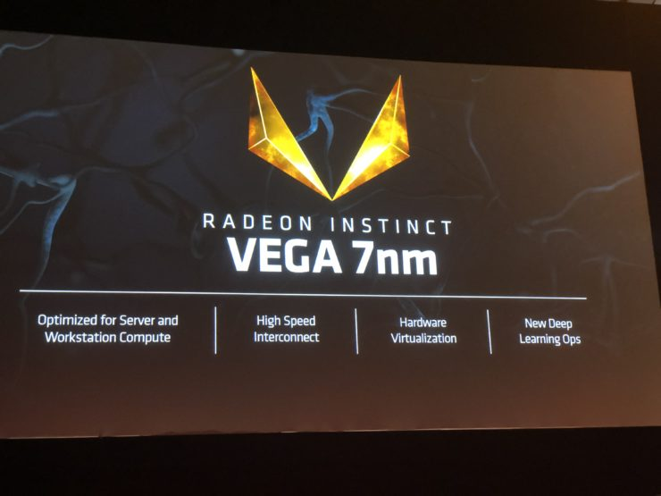 AMD mostra al Computex 2018 una CPU Threadripper fino a 32 core e una GPU Vega a 7 nm con 32 GB HBM2 1