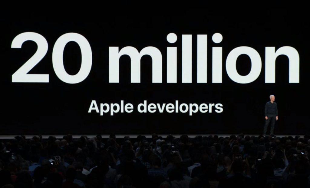 App Store fa registrare numeri da brivido al WWDC 2018 1