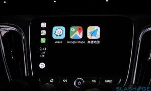 Apple CarPlay iOS 12