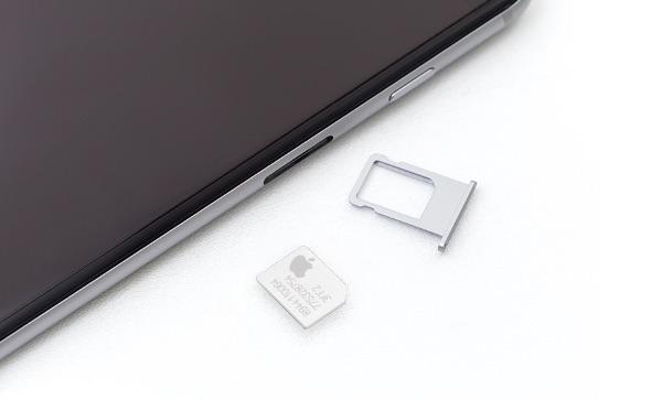 Apple SIM e-SIM
