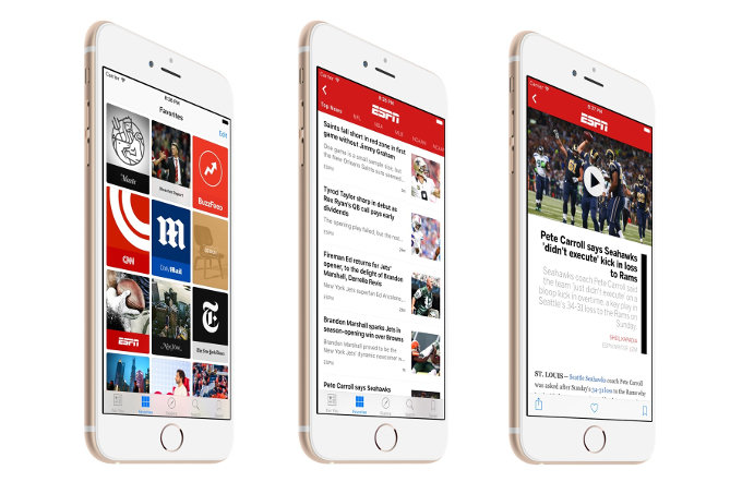 Apple bundle Apple Music, Apple News