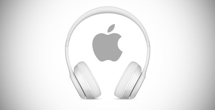 Apple cuffie over-ear