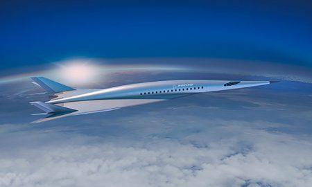 Boeing concept jet ipersonico