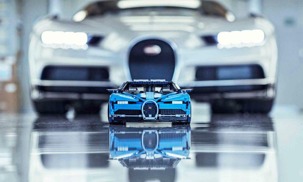 Bugatti Chiron disponibile a soli $349,99... ma la versione Lego 1