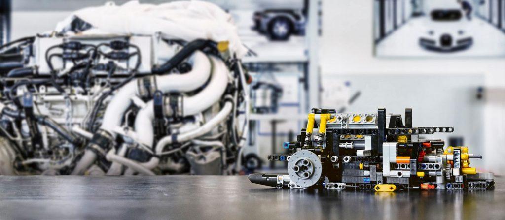 Bugatti Chiron disponibile a soli $349,99... ma la versione Lego 2
