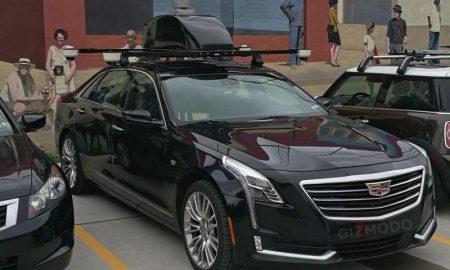 Cadillac guida autonoma