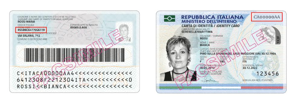 La vostra carta di identità elettronica ha il chip difettoso? Scopritelo online 1
