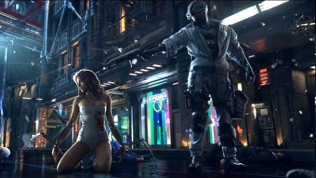 Cyberpunk 2077 punta ad uscire sull'attuale generazione di console 1