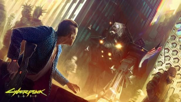Cyberpunk 2077 punta ad uscire sull'attuale generazione di console 4