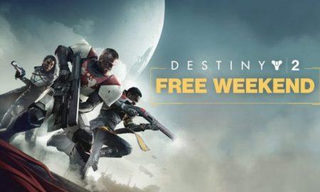 Destiny 2 weekend gratis PS4