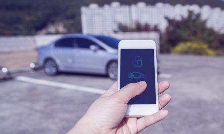 Digital Key 2.0 auto