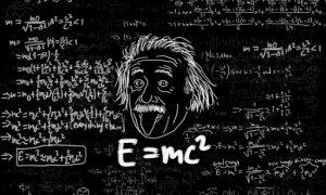 E=MC2 teoria della relatività