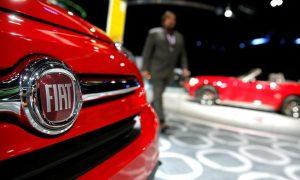 FCA Fiat Auto Elettriche