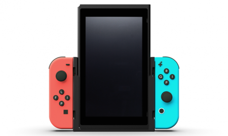 Flip Grip Nintendo Switch