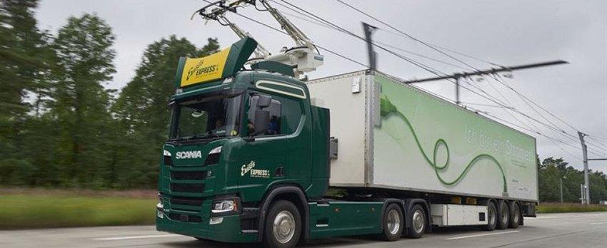 Germania autostrade elettriche camion