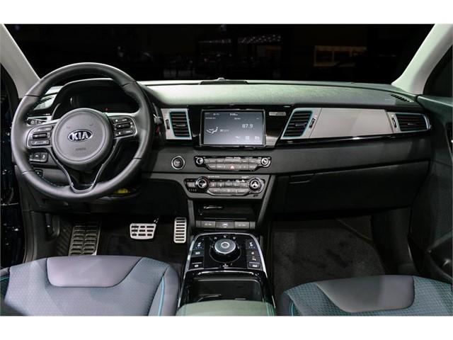 Kia Niro EV, l'auto elettrica coreana da 440 KM di autonomia 1