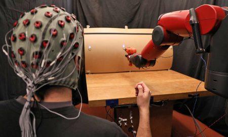 MIT controllo robot con la mente