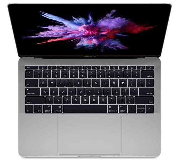 Nuovi MacBook Pro con TouchBar ufficiali con performance fino al 70% superiori 1
