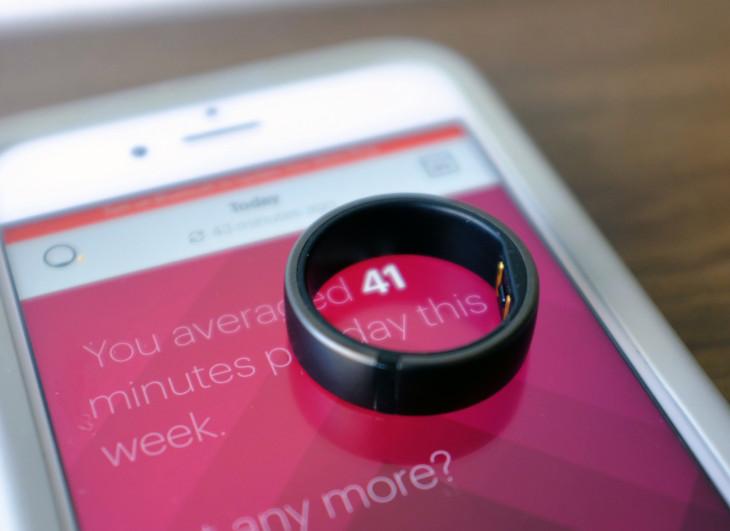Motiv Ring, l'anello smart per il fitness... e per ritrovare l'iPhone 1