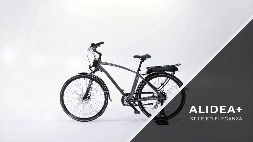 NEXUM bici elettriche