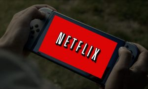 Nintendo Switch Netflix
