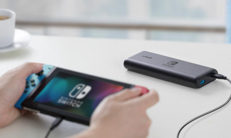 Nintendo Switch power bank Anker (1)