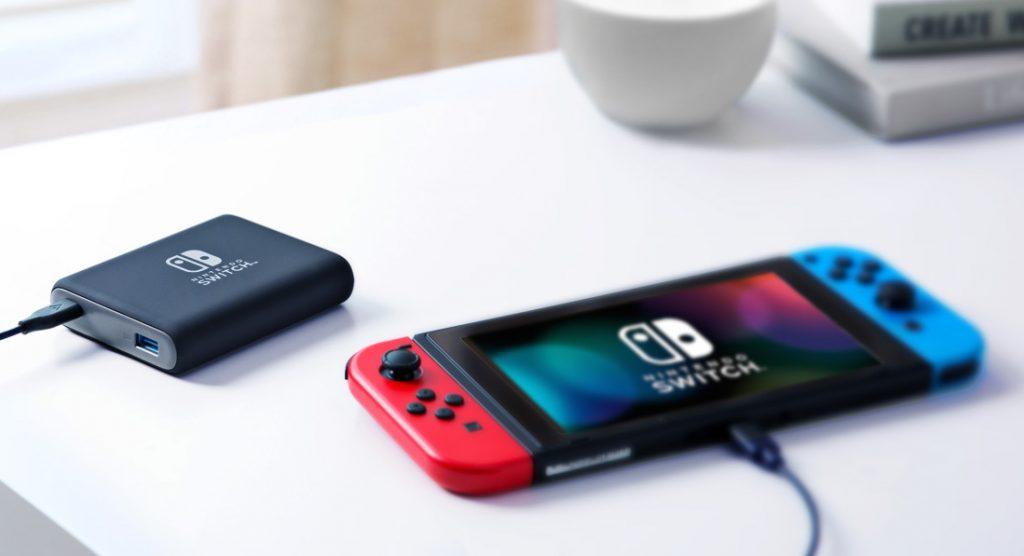Anker presenta due power bank studiati appositamente per Nintendo Switch 1