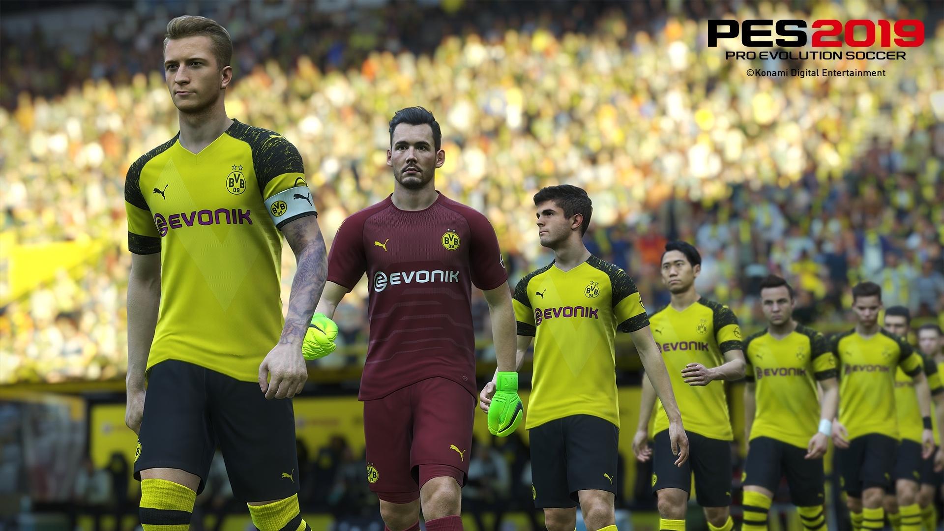 PES 2019 Borussia Dortmund