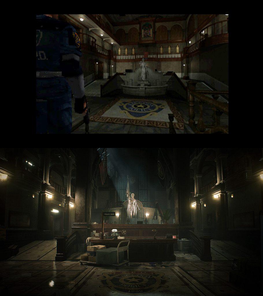 Resident Evil 2 remake separerà le due campagne di Leon e Claire 1